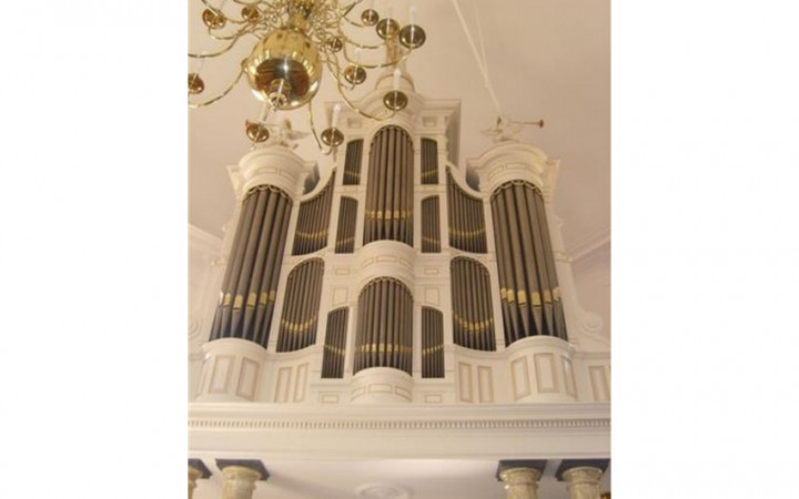 Een organist over de Psalmen
